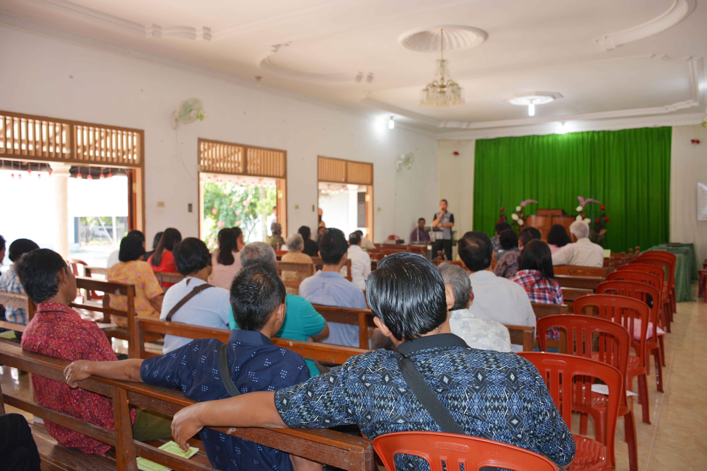 Sosialisasi ke Pemilih Segmentasi Keagamaan (10/09/2017)