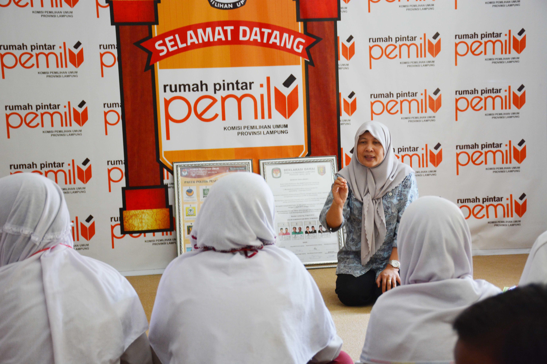 Kunjungan MIN 3 Bandar Lampung ke RPP (5/9/2017)