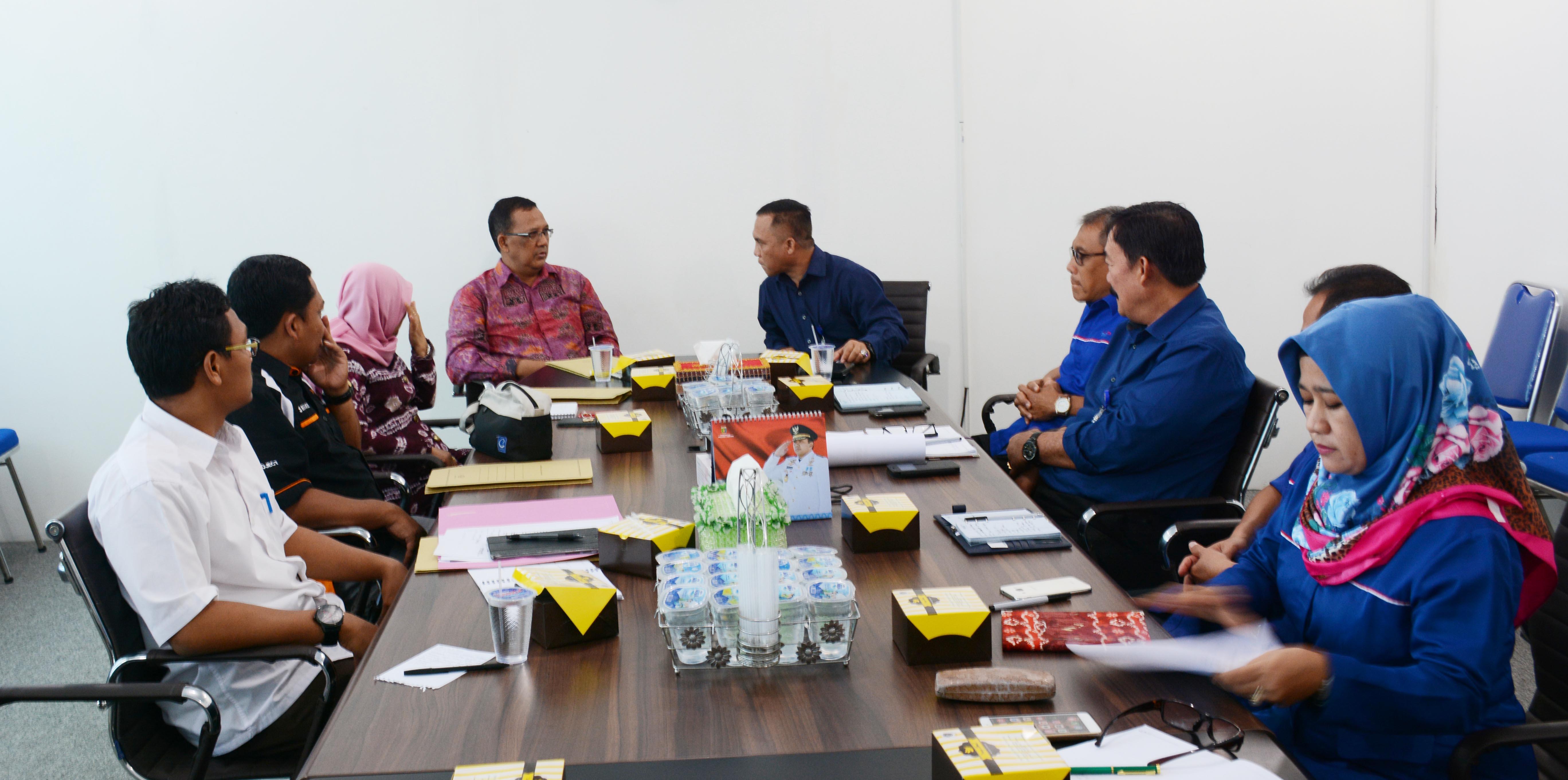 Audiensi ke TVRI Lampung (7/9/2017 )